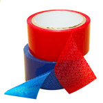Non Transfer Tamper Evident Security Tape