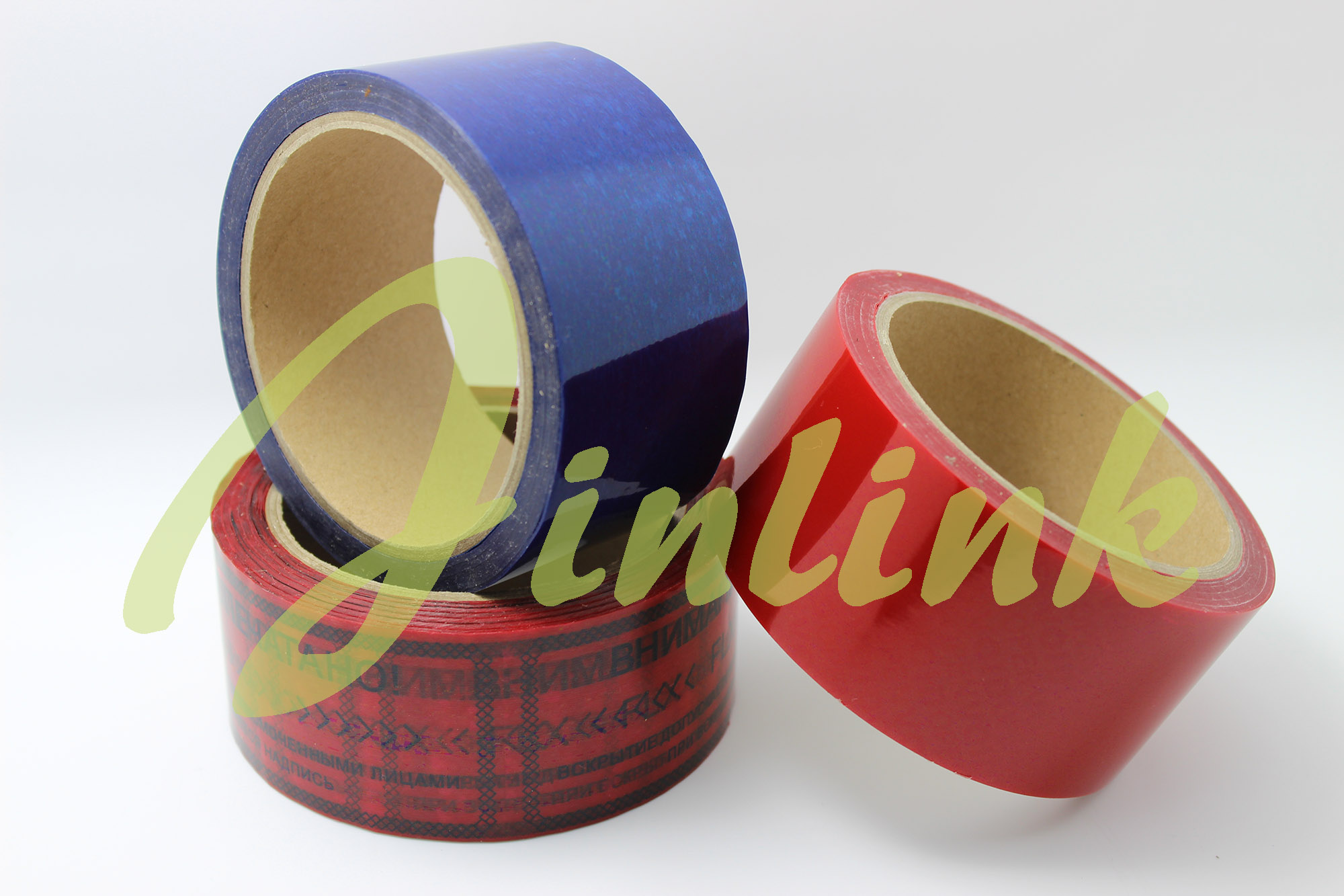 Do You Know Tamper Evident Security Tape Characteristics?